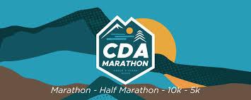 Coeur d'Alene Marathon, Half Marathon, 10k, and 5k 2021